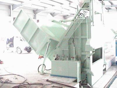 象力YCN40GXD/YCN065GXD型分离式垃圾压缩转运站
