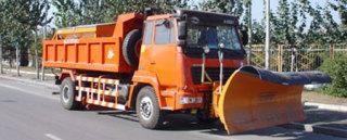 亚洁BQJ5160TCXZ型多功能除雪车