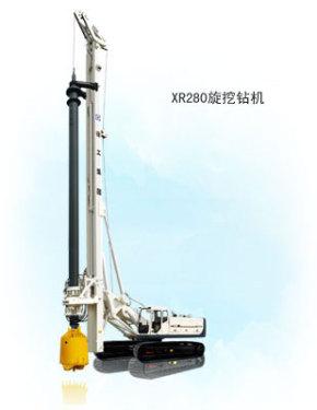 徐工XR280旋挖钻机