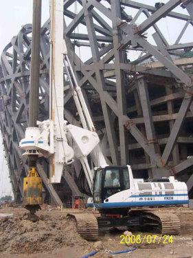 宇通重工YTR230旋挖钻机
