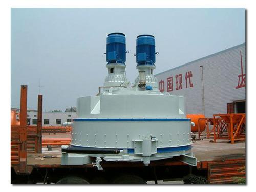 中国现代JN系列立轴行星搅拌机