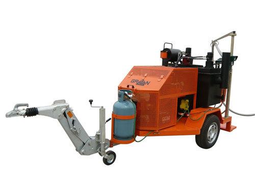 山推格林RVK180I灌縫機