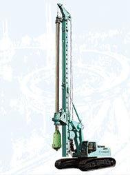 上海金泰SD系列旋挖钻机