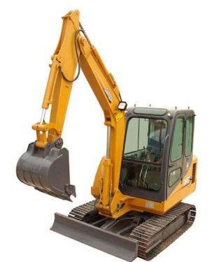 山东常林CW45挖掘机