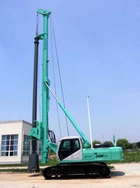 建研JYR135型全液压履带式旋挖钻机
