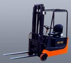 利洲CPD系列平衡重式叉车