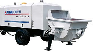 海诺HBTS70DII拖泵高清图 - 外观