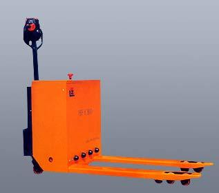 利洲D系列手泵提升托盘搬运车高清图 - 外观