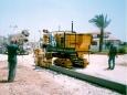 高马科GT-3200多功能路缘石/边沟摊铺设备高清图 - 外观
