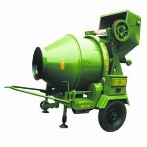 北山JZC350锥型反转出料混凝土搅拌机高清图 - 外观