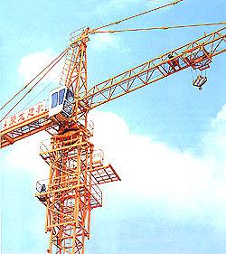 聚龙QTZ系列塔式起重机