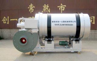 创一XMF系列煤粉燃烧炉