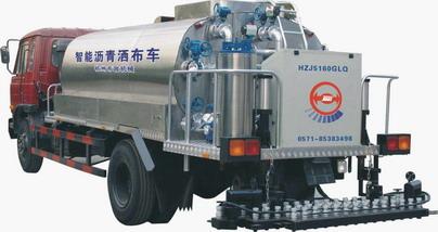 杭州市政HZJ5160GLQ沥青洒布车高清图 - 外观
