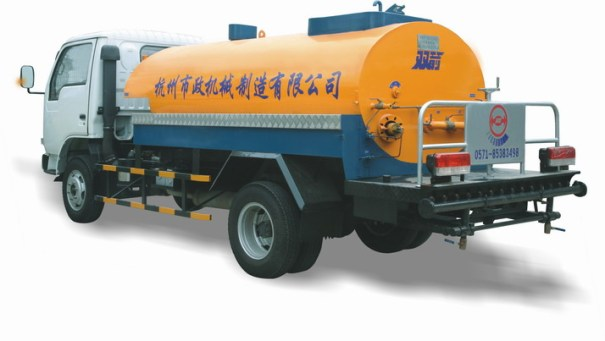 杭州市政HZJ5050GLQ沥青洒布车