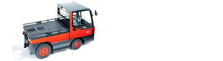林德W20电动平板车